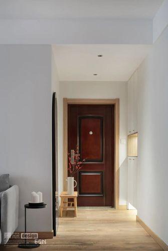120平米三室两厅日式风格玄关图片