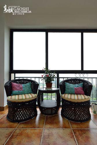 5-10万130平米三室两厅地中海风格阳光房图