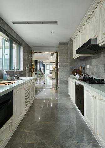 140平米四室两厅新古典风格厨房图片大全