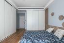 100平米三宜家风格卧室装修案例