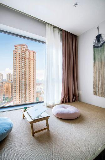 60平米一室两厅欧式风格阳台装修图片大全