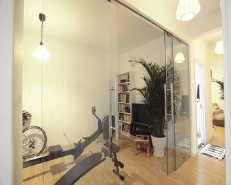 10-15万90平米日式风格健身室装修案例