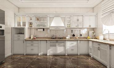 100平米三欧式风格厨房图片