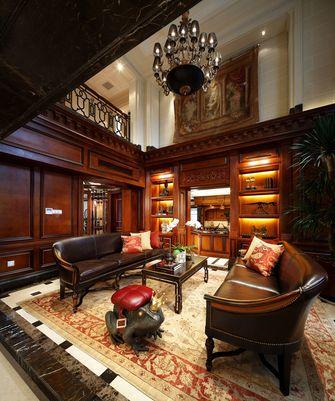 140平米别墅新古典风格储藏室装修效果图