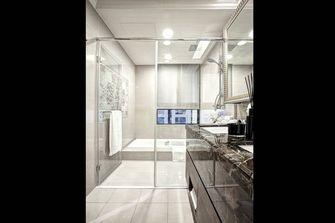 120平米三室一厅新古典风格卫生间装修效果图