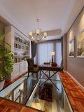 三房新古典风格效果图