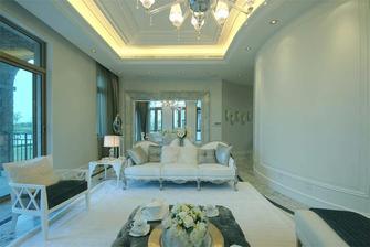 110平米三室两厅欧式风格影音室沙发图片