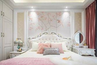 100平米三室两厅欧式风格卧室效果图