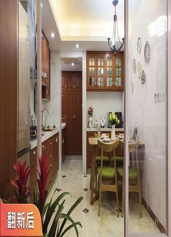 110平米四室四厅北欧风格餐厅装修图片大全