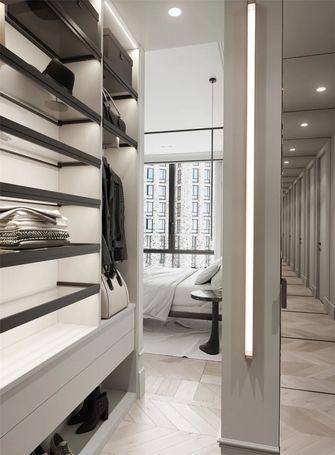 60平米公寓现代简约风格衣帽间装修图片大全