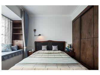 3-5万110平米四室两厅英伦风格卧室设计图