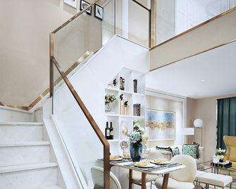 80平米复式其他风格楼梯间装修效果图