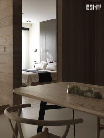 富裕型140平米四室三厅日式风格走廊装修案例