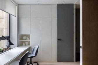 富裕型130平米四室两厅现代简约风格阳台图