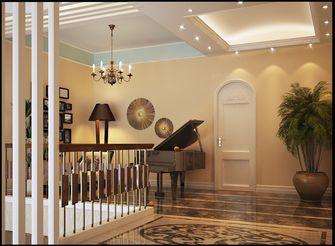 豪华型140平米别墅东南亚风格影音室效果图