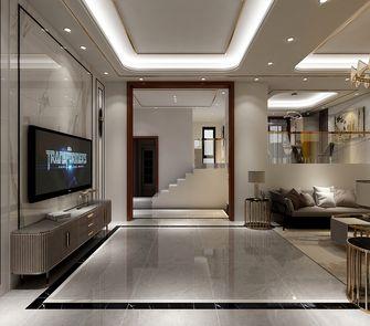富裕型140平米别墅其他风格走廊装修效果图