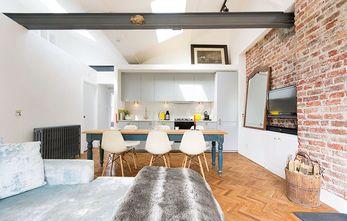 70平米一室一厅新古典风格厨房图片大全