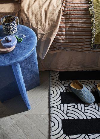 60平米一室一厅中式风格卧室装修效果图