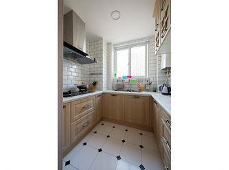 60平米一室一厅地中海风格厨房设计图