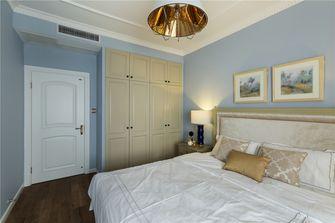 70平米欧式风格卧室装修图片大全