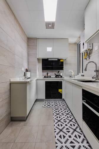 10-15万60平米现代简约风格厨房图片