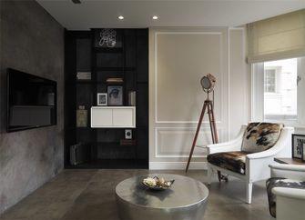 140平米别墅新古典风格影音室图