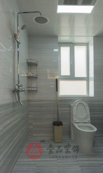 140平米四室一厅中式风格卫生间图片