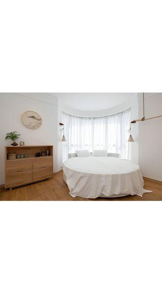 140平米四室两厅日式风格卧室效果图