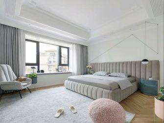 120平米三北欧风格卧室图