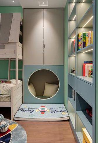 140平米四室两厅混搭风格儿童房欣赏图