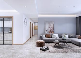 140平米四室一厅北欧风格客厅装修案例