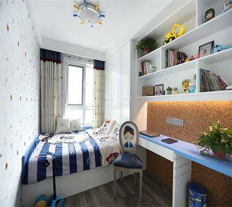 90平米三现代简约风格儿童房图片