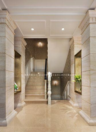豪华型140平米别墅欧式风格楼梯间设计图