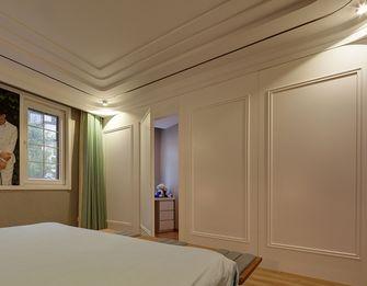 140平米三室一厅混搭风格卧室装修案例