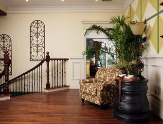 豪华型140平米别墅混搭风格楼梯装修案例