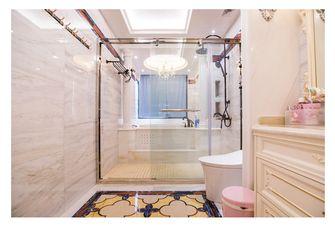 豪华型140平米四室三厅法式风格卫生间欣赏图