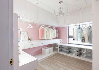 经济型100平米三室两厅地中海风格衣帽间欣赏图