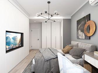 40平米小户型现代简约风格卧室图片大全