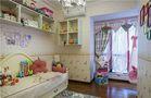 140平米三室两厅地中海风格儿童房设计图