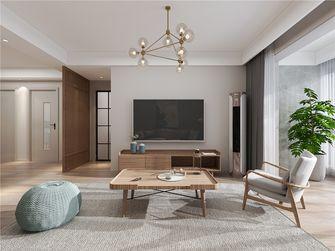 80平米三室两厅宜家风格客厅设计图