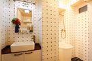 50平米公寓美式风格卫生间效果图