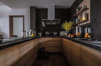 120平米四室一厅现代简约风格厨房欣赏图