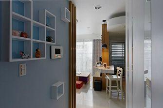 30平米小户型英伦风格客厅图片