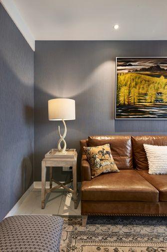 10-15万140平米四室两厅混搭风格客厅图