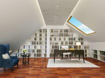 120平米四新古典风格阁楼装修案例