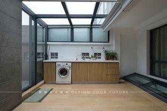 豪华型140平米别墅法式风格阳光房装修案例
