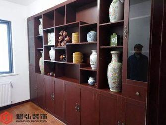 90平米中式风格书房图片