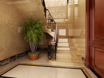 15-20万140平米复式新古典风格楼梯装修图片大全