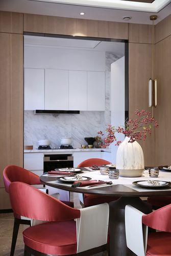 140平米三室三厅中式风格厨房效果图
