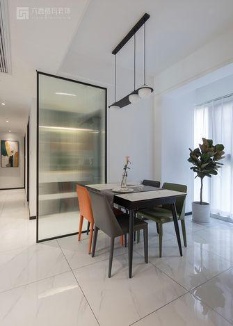10-15万100平米三室两厅混搭风格餐厅图片